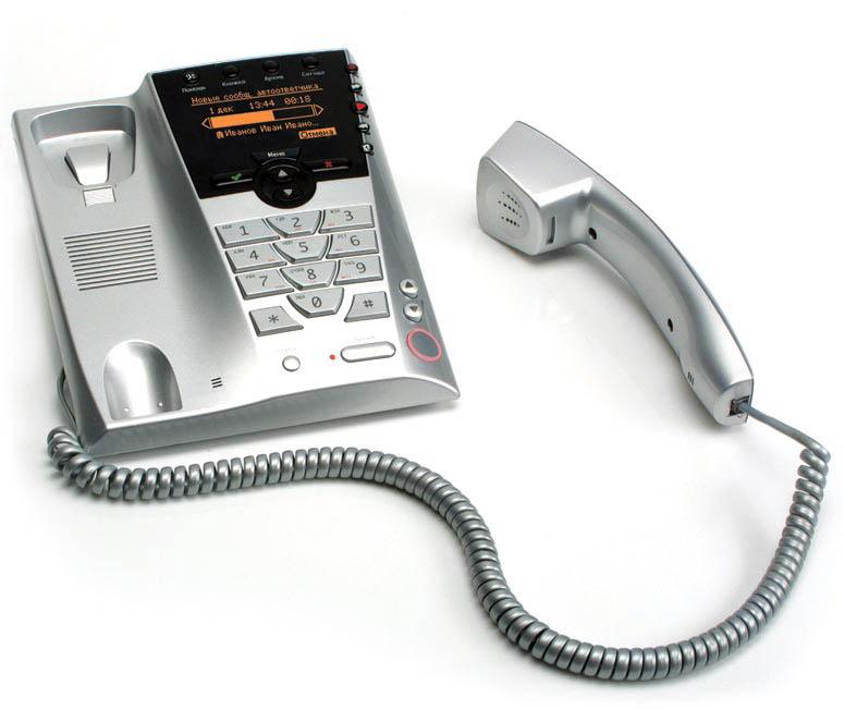 Автоответчик инструкция телефонный